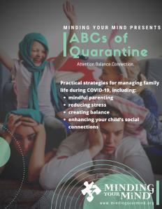 ABCs of Quarantine