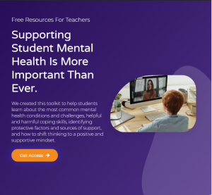 Teacher Toolkit for Mental Health Education